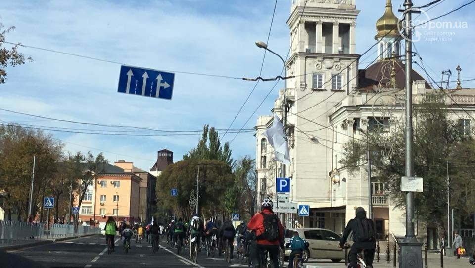 Мариупольские велосипедисты закрывали тёплый  сезон,- ФОТО, ВИДЕО, фото-2
