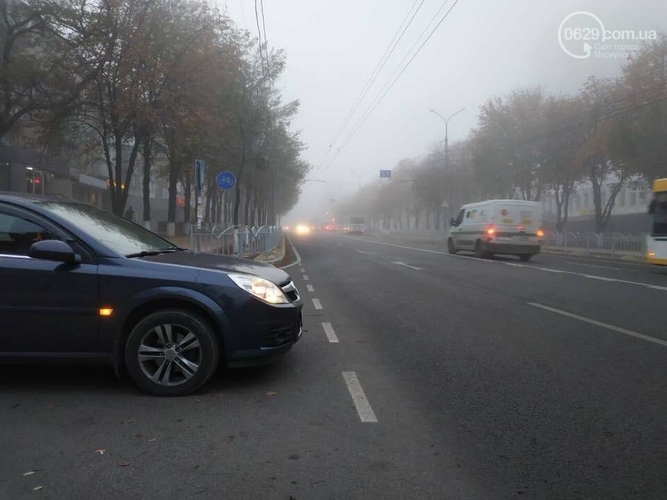Новые ограждения на центральном проспекте Мариуполя мешают автомобилистам, - ФОТО, фото-2