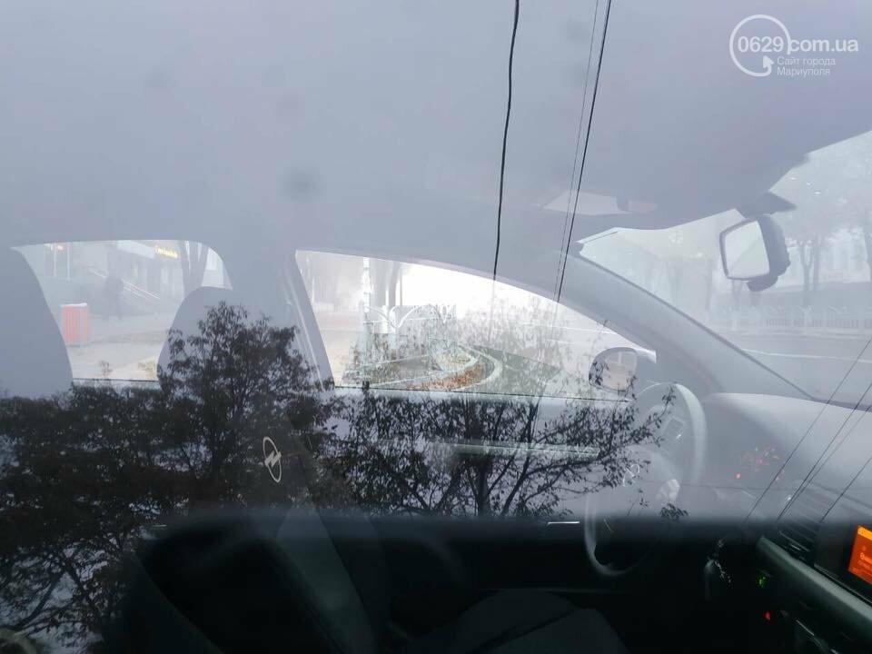 Новые ограждения на центральном проспекте Мариуполя мешают автомобилистам, - ФОТО, фото-3