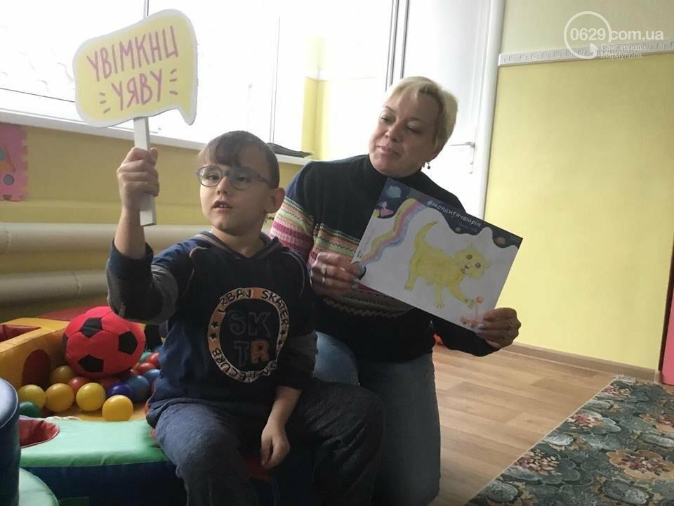 В Мариуполе собирают мечты особенных детей и ищут волшебников, - ФОТО, ВИДЕО, фото-1