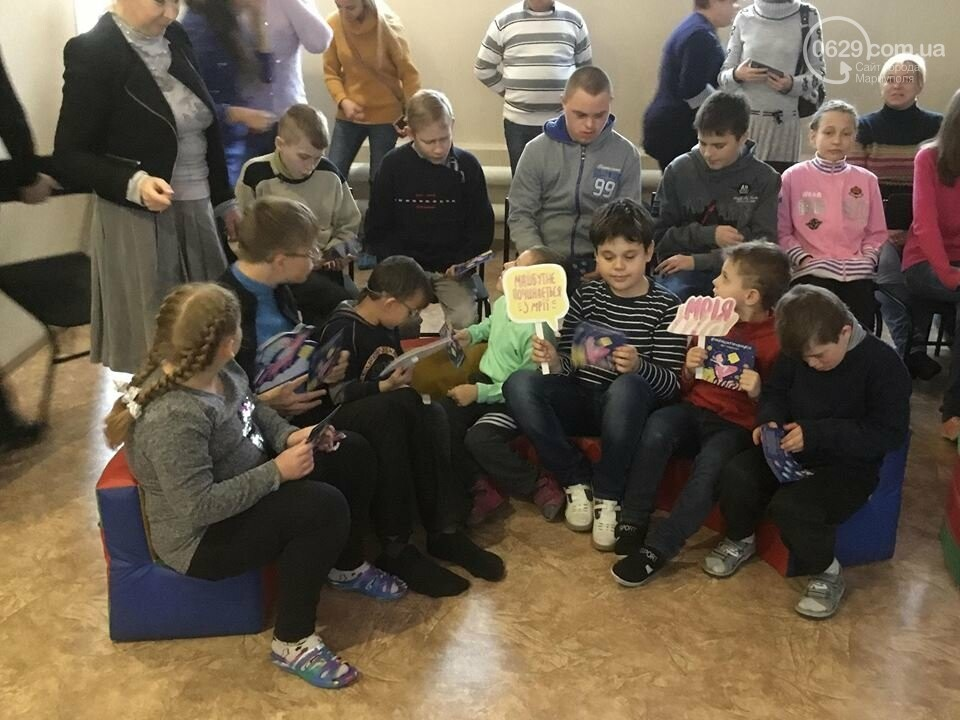 В Мариуполе собирают мечты особенных детей и ищут волшебников, - ФОТО, ВИДЕО, фото-10