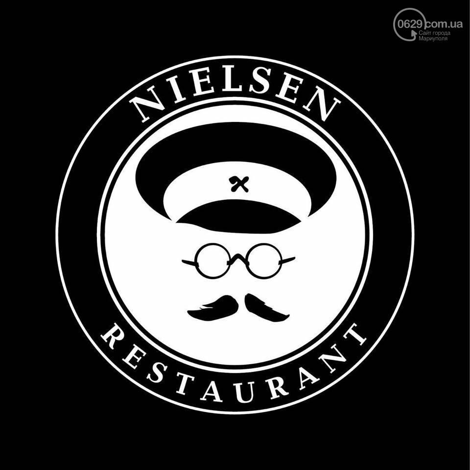 Усы, очки, фуражка... Как в Мариуполе попробовать Нильсена на вкус, фото-1