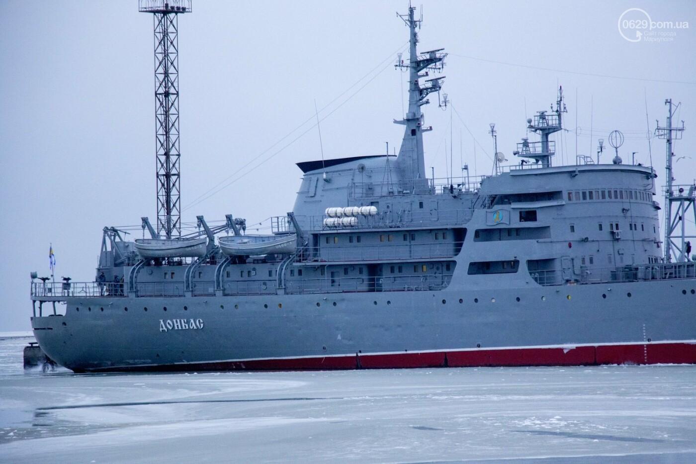 Из-за строительства Керченского моста и незаконной блокады порт Мариуполя потерял 6 миллиардов гривен, - ФОТО, фото-4