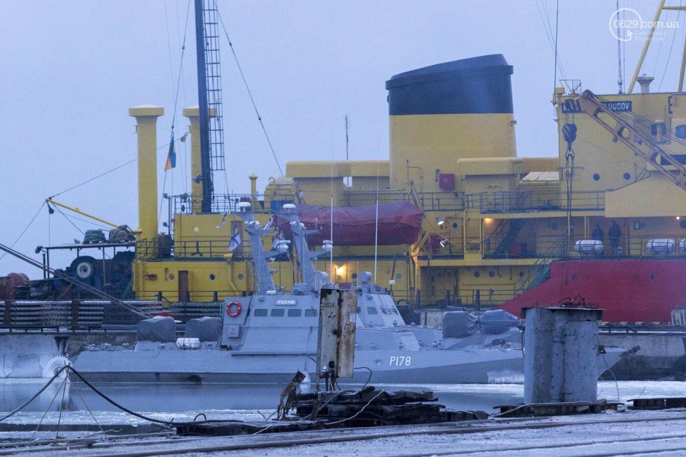 Из-за строительства Керченского моста и незаконной блокады порт Мариуполя потерял 6 миллиардов гривен, - ФОТО, фото-6