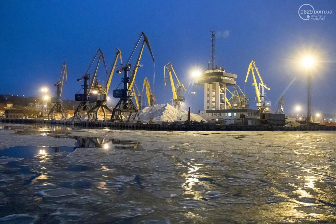 Из-за строительства Керченского моста и незаконной блокады порт Мариуполя потерял 6 миллиардов гривен, - ФОТО, фото-14