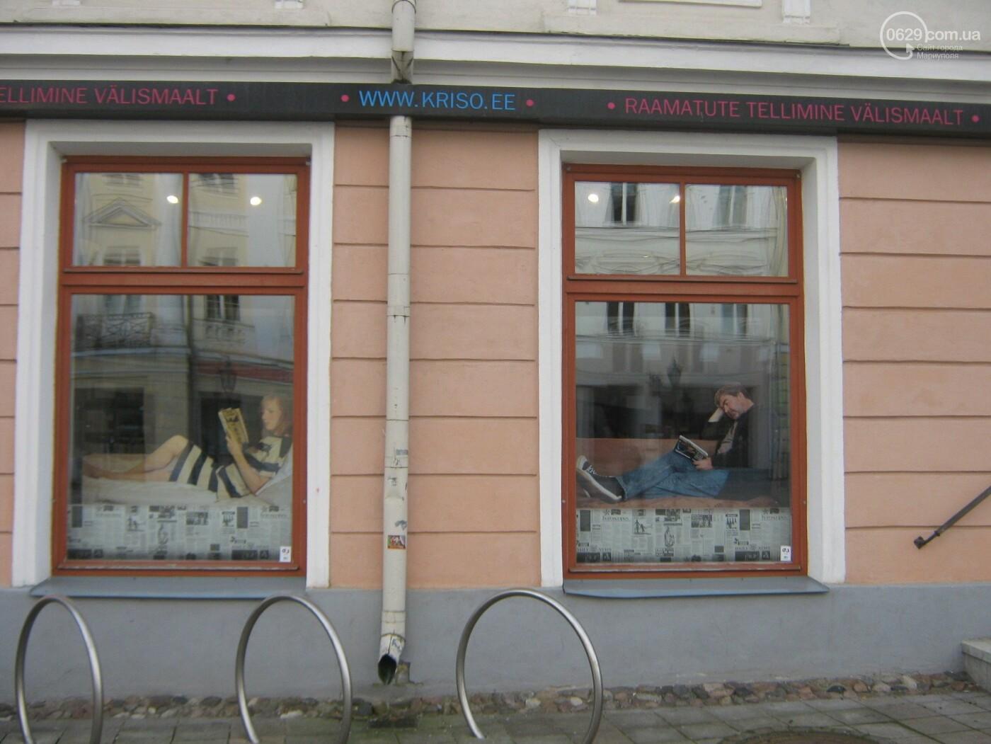Иностранцы скрываются в Мариуполе от алиментов. Тревел стори с Сергеем Коссе. Тарту, - ФОТО, фото-12