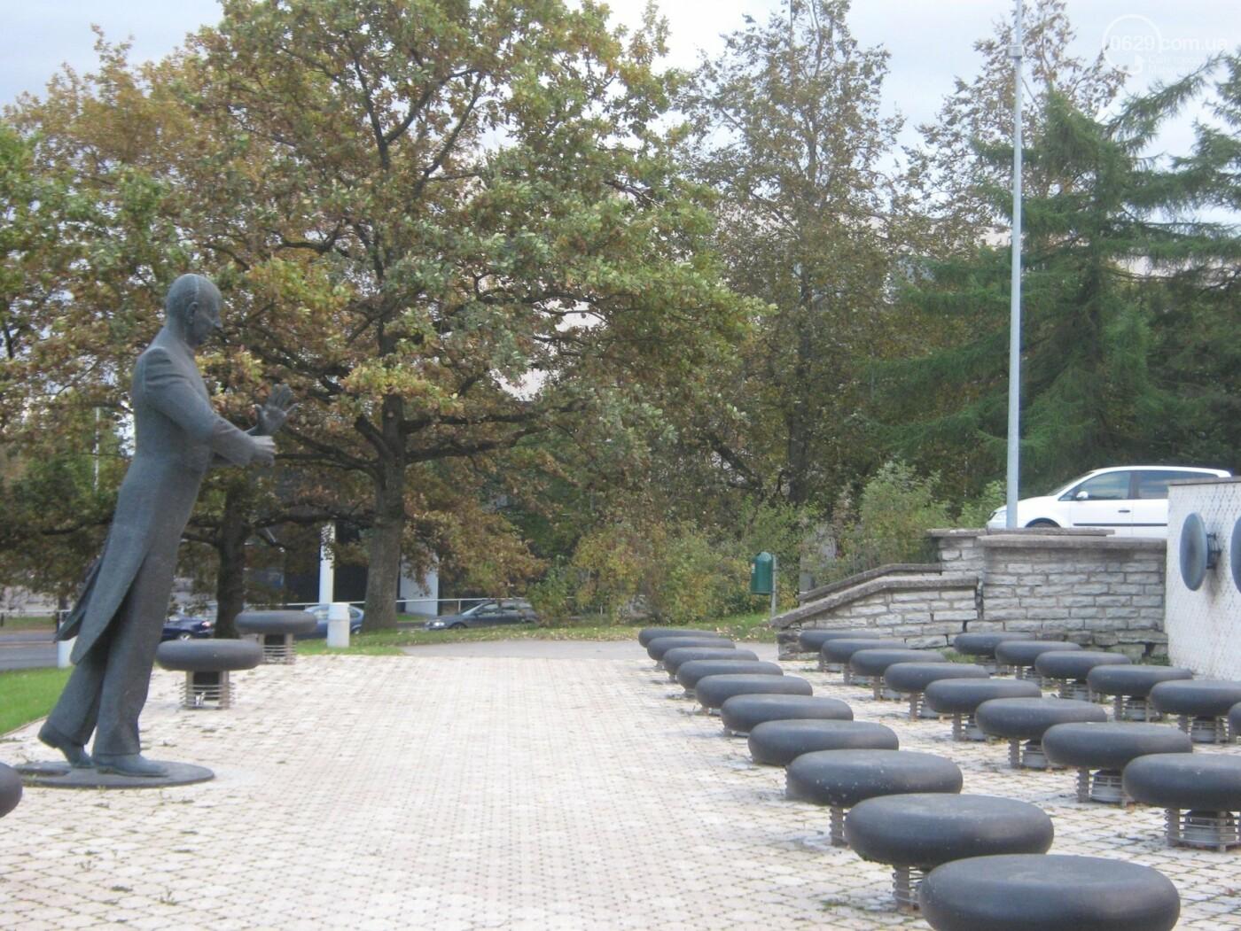Иностранцы скрываются в Мариуполе от алиментов. Тревел стори с Сергеем Коссе. Тарту, - ФОТО, фото-13