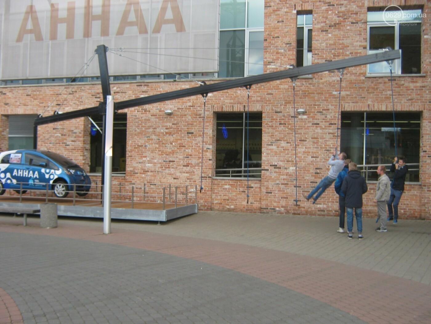 Иностранцы скрываются в Мариуполе от алиментов. Тревел стори с Сергеем Коссе. Тарту, - ФОТО, фото-7