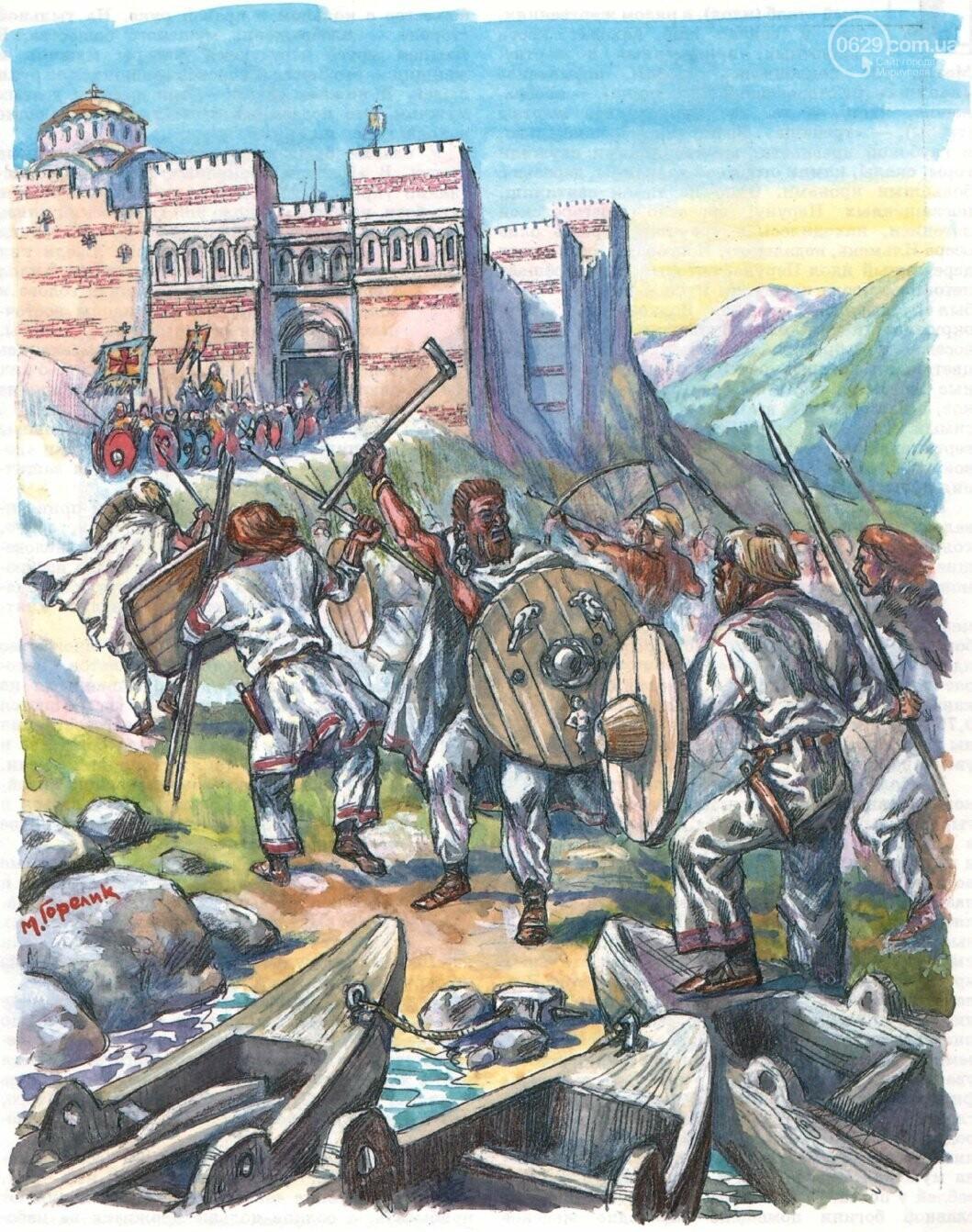 О древних украх и новых военных технологиях, фото-2