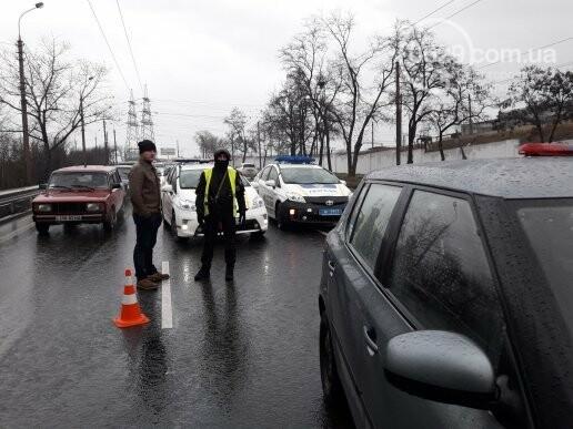 В Мариуполе на Набережной столкнулись 5 автомобилей и маршрутка, - ФОТО, ДОПОЛНЕНО, фото-6