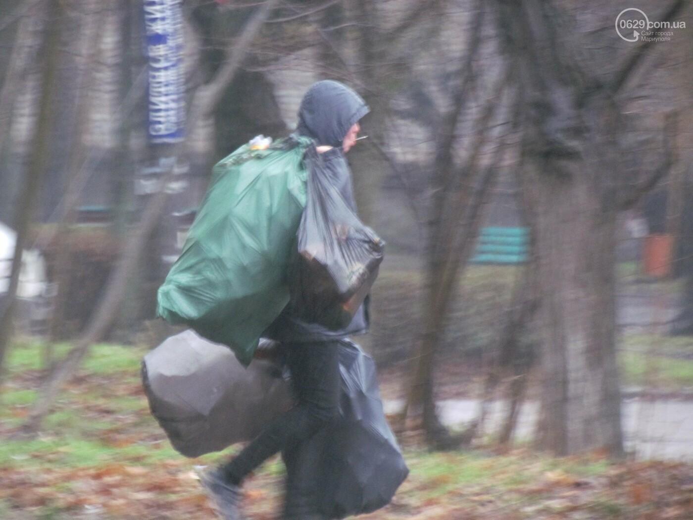 Где зимуют мариупольские бездомные, - ФОТОРЕПОРТАЖ, фото-3