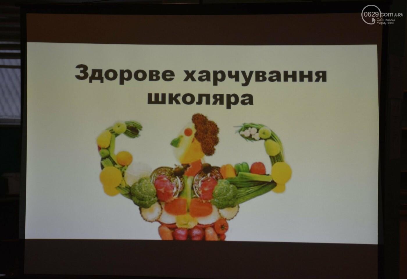 Больше молочных и мясных блюд, свежих овощей и фруктов: в ОШ № 15 представили обновленное меню для школьников., фото-13