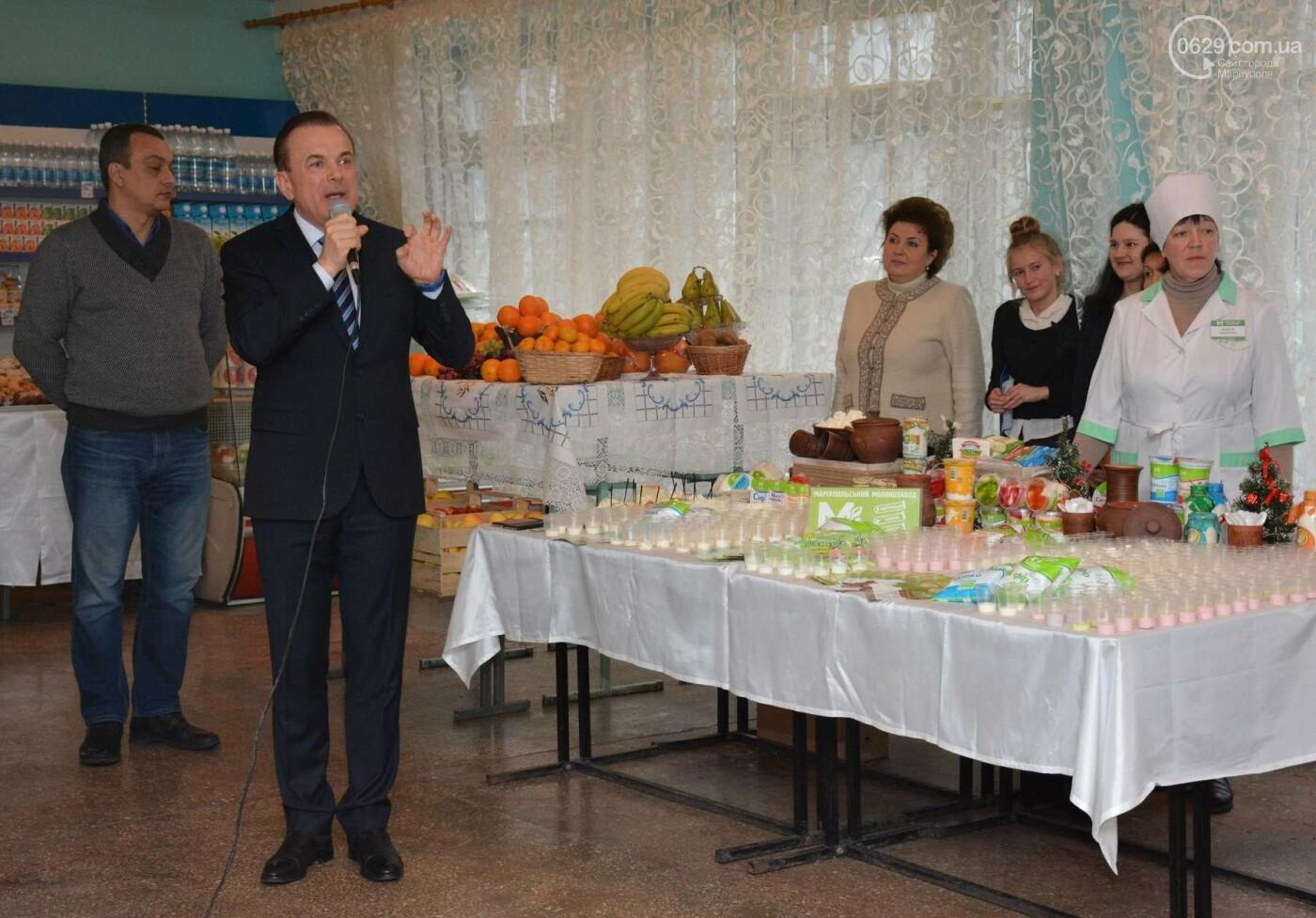 Больше молочных и мясных блюд, свежих овощей и фруктов: в ОШ № 15 представили обновленное меню для школьников., фото-16