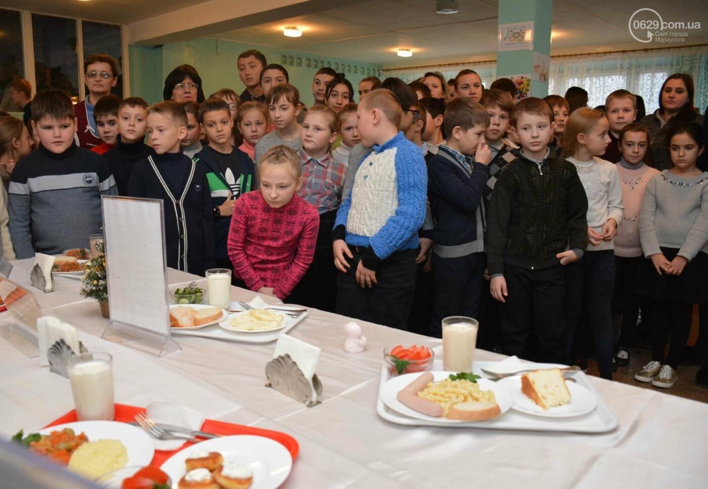 Больше молочных и мясных блюд, свежих овощей и фруктов: в ОШ № 15 представили обновленное меню для школьников., фото-19