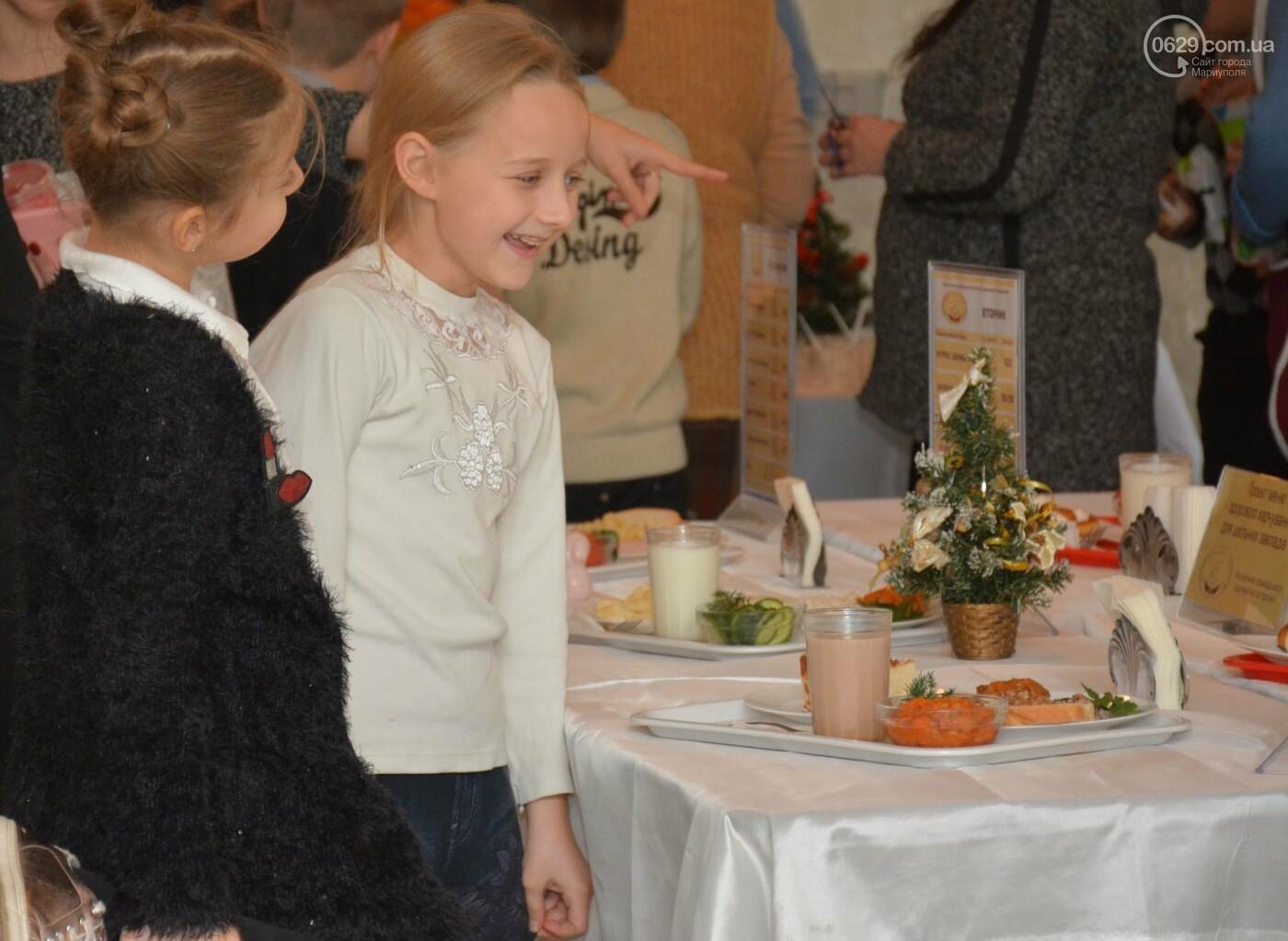 Больше молочных и мясных блюд, свежих овощей и фруктов: в ОШ № 15 представили обновленное меню для школьников., фото-36