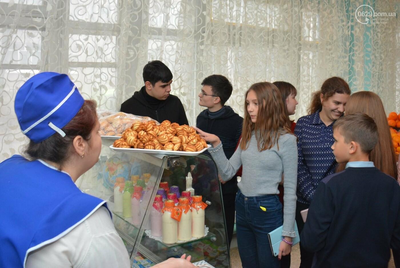 Больше молочных и мясных блюд, свежих овощей и фруктов: в ОШ № 15 представили обновленное меню для школьников., фото-37