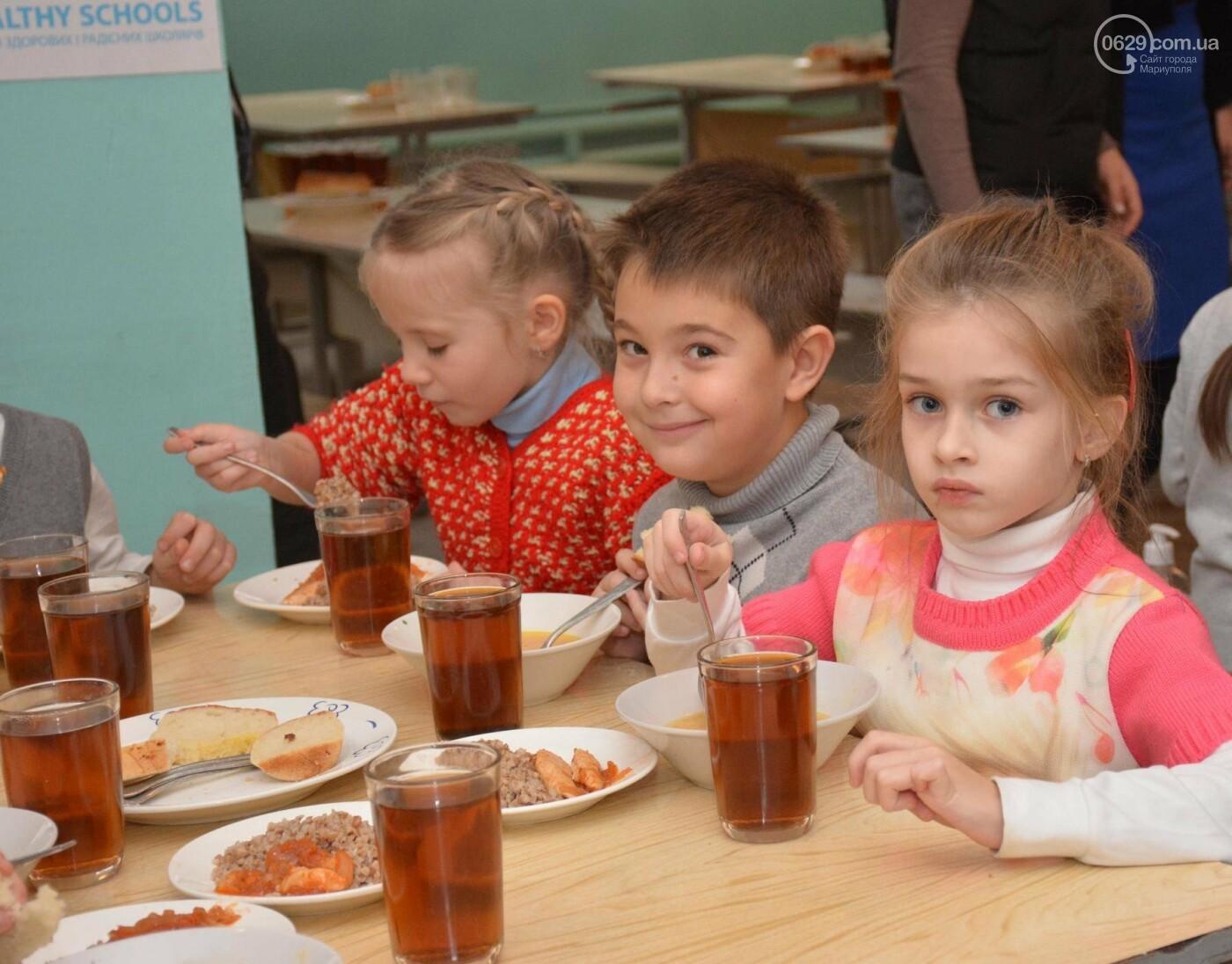 Больше молочных и мясных блюд, свежих овощей и фруктов: в ОШ № 15 представили обновленное меню для школьников., фото-3