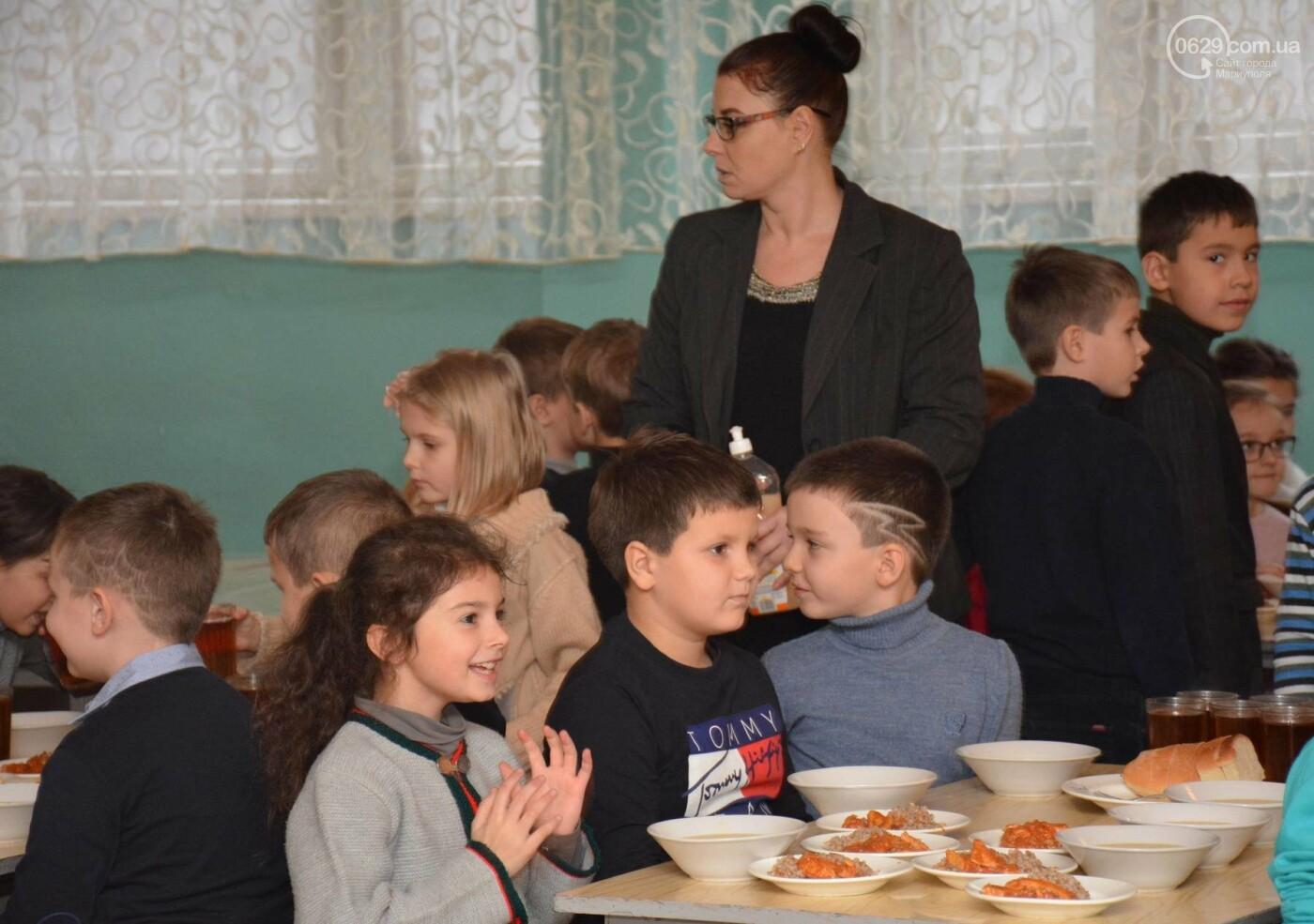 Больше молочных и мясных блюд, свежих овощей и фруктов: в ОШ № 15 представили обновленное меню для школьников., фото-5