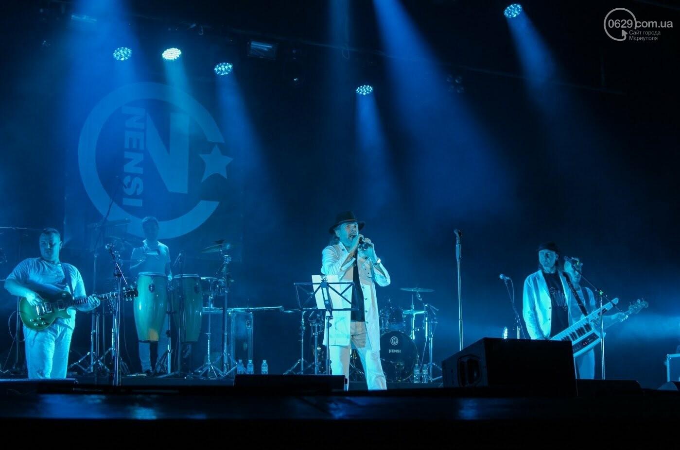 """В Мариуполе  выступила известная группа """"Нэнси"""", - ФОТО, ВИДЕО, фото-1"""