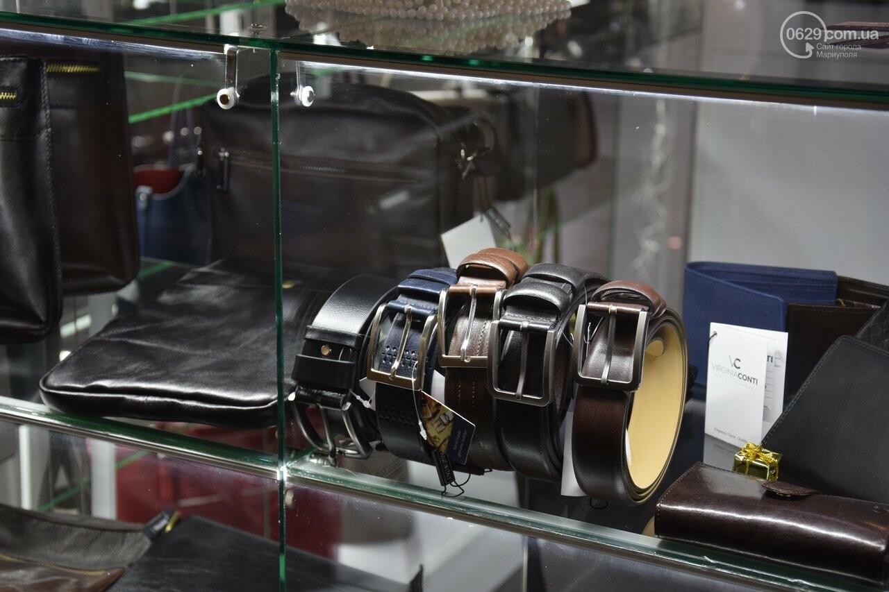 В Мариуполе открылся отдел всемирно известных итальянских сумок «Virginia conti», - ФОТО, фото-2