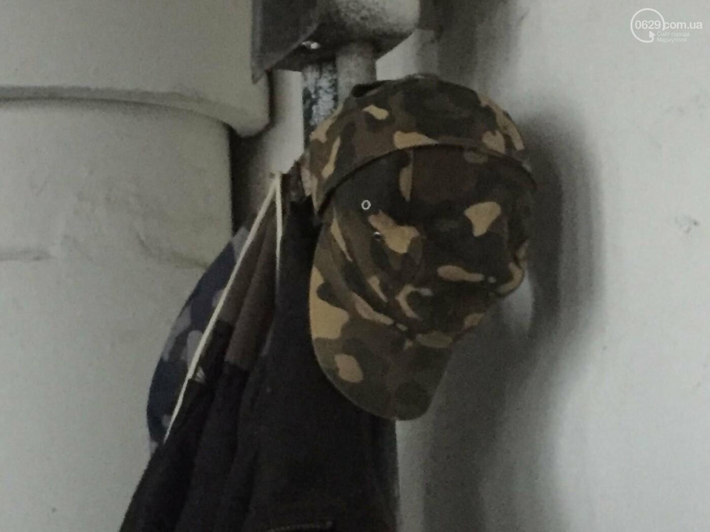 Гражданин Польши, живущий в подъезде, пугает жителей Левобережья, - ФОТО, ВИДЕО, фото-1