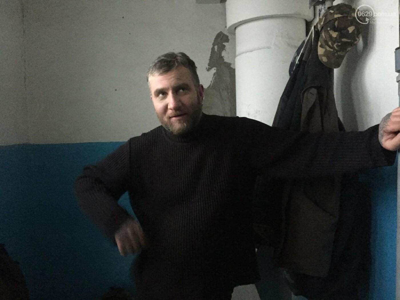 Гражданин Польши, живущий в подъезде, пугает жителей Левобережья, - ФОТО, ВИДЕО, фото-6