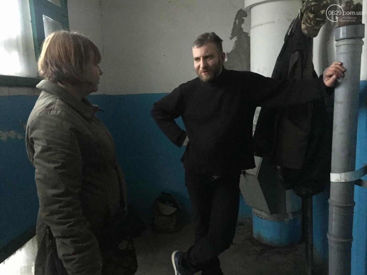 Гражданин Польши, живущий в подъезде, пугает жителей Левобережья, - ФОТО, ВИДЕО, фото-3