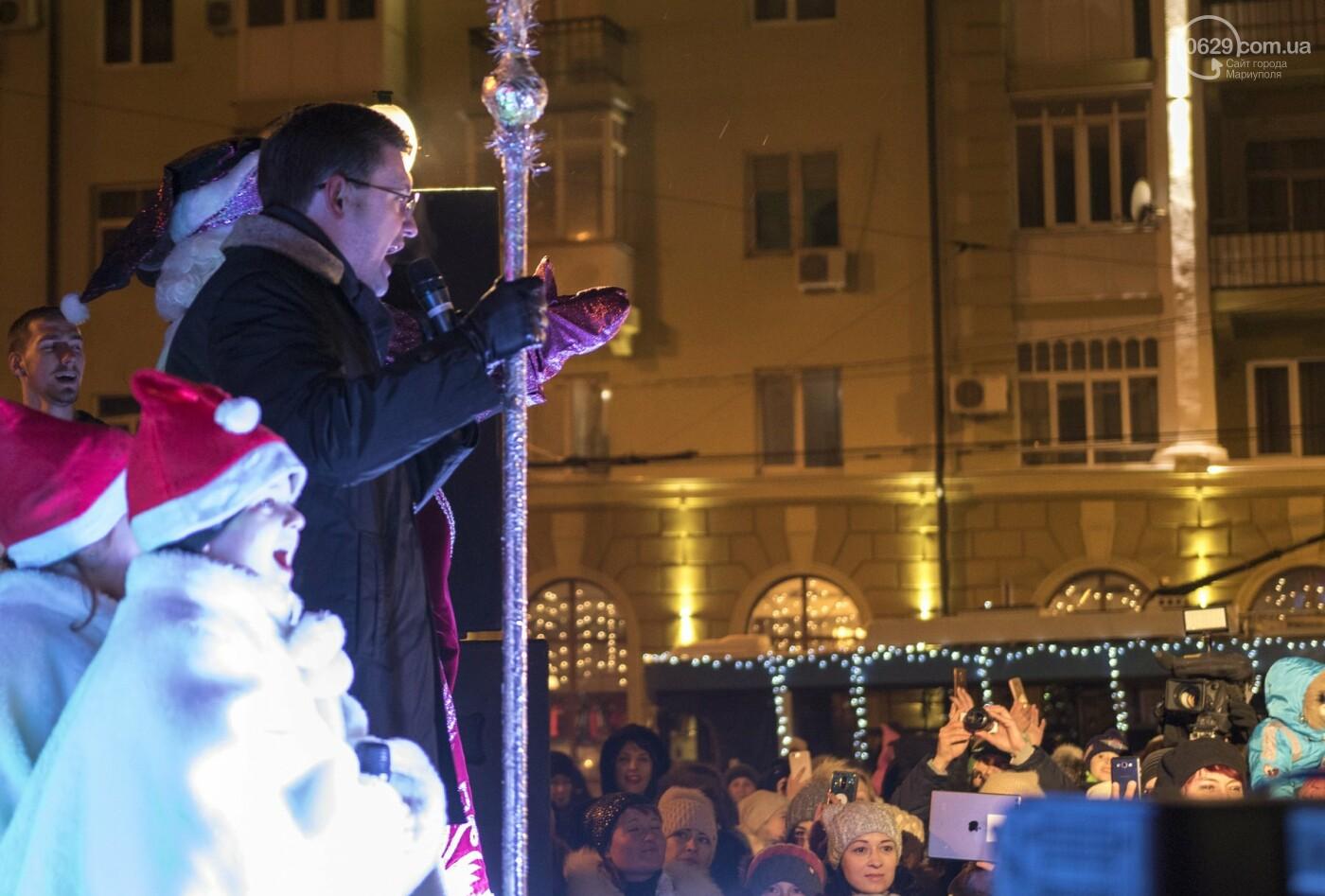 Как в Мариуполь с новогодними праздниками пришла Европа,  - ФОТО, ВИДЕО, фото-1