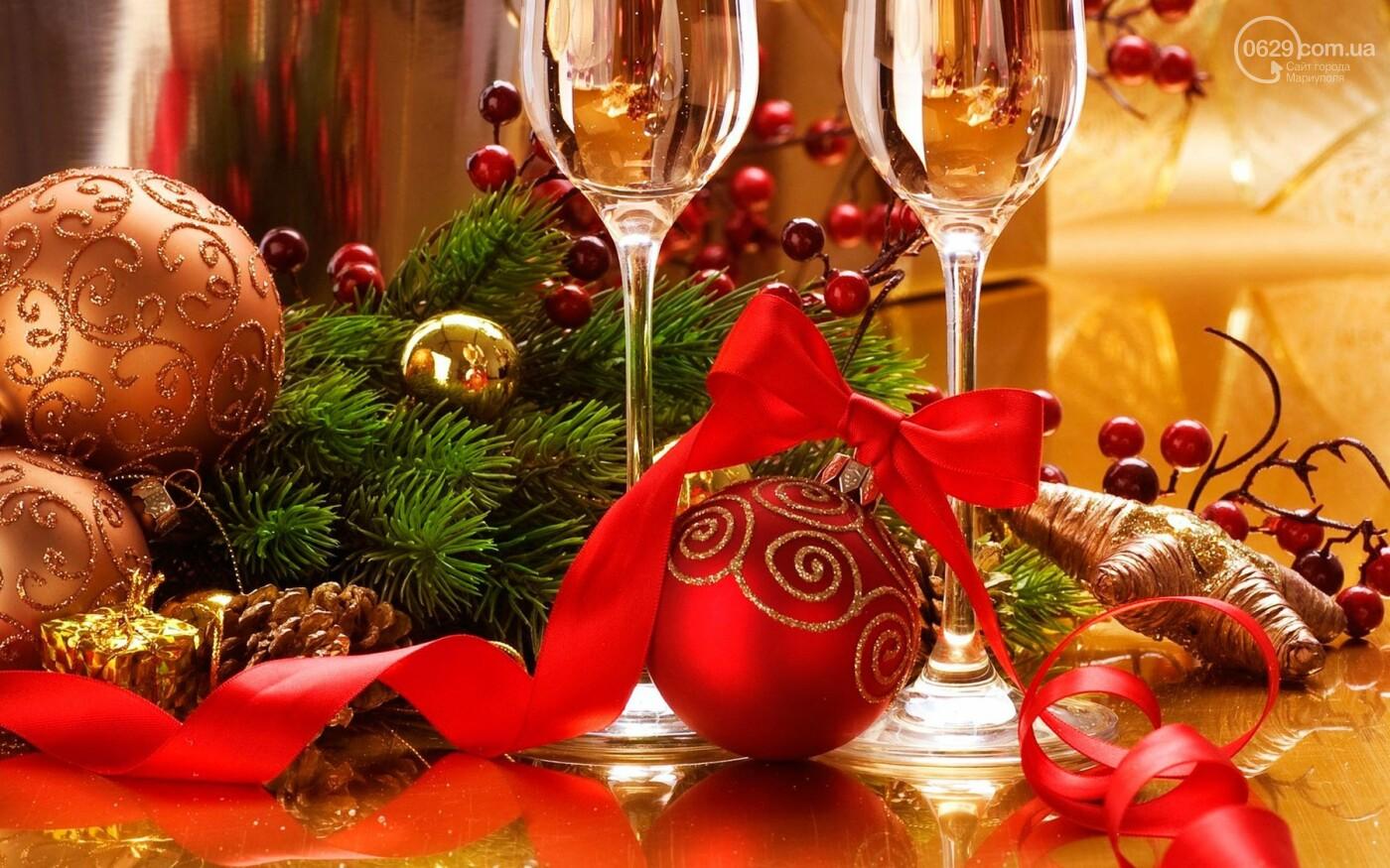 Сколько стоит новогодняя ночь в ресторанах Мариуполя, фото-4