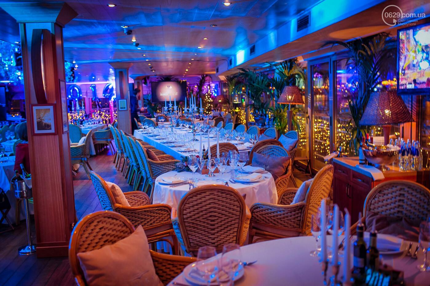 Сколько стоит новогодняя ночь в ресторанах Мариуполя, фото-3