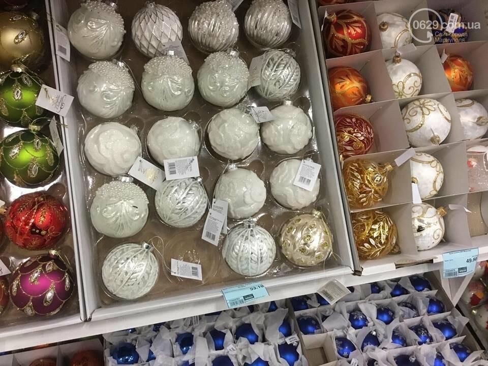 Сколько стоит украсить елочку в Мариуполе, - ФОТО, фото-12