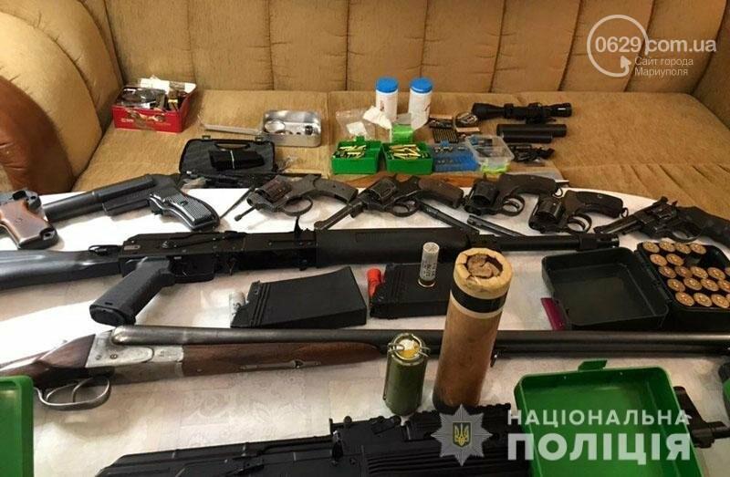 Мариуполец организовал подпольный цех по изготовлению оружия, - ФОТО, фото-2
