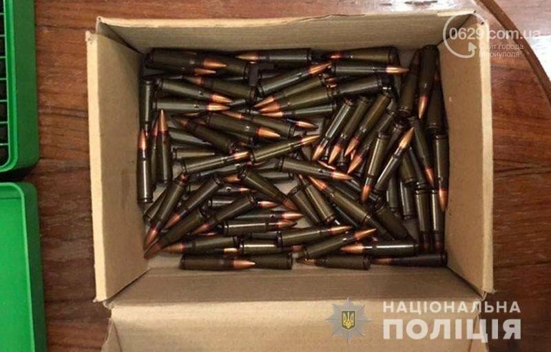 Мариуполец организовал подпольный цех по изготовлению оружия, - ФОТО, фото-3