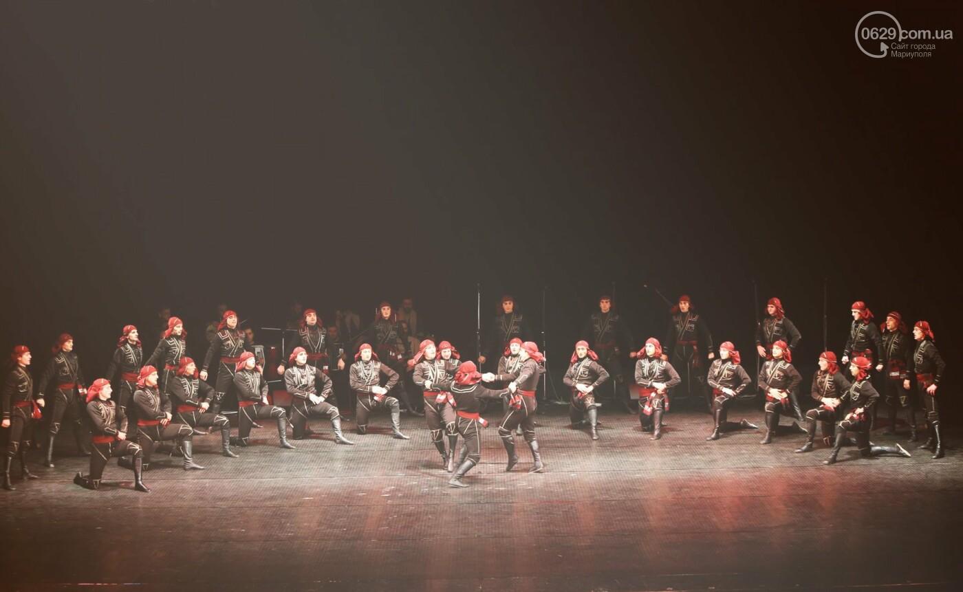"""В Мариуполе артисты """"Кутаиси"""" приоткрыли тайну грузинского танца, - ФОТО, ВИДЕО, фото-3"""