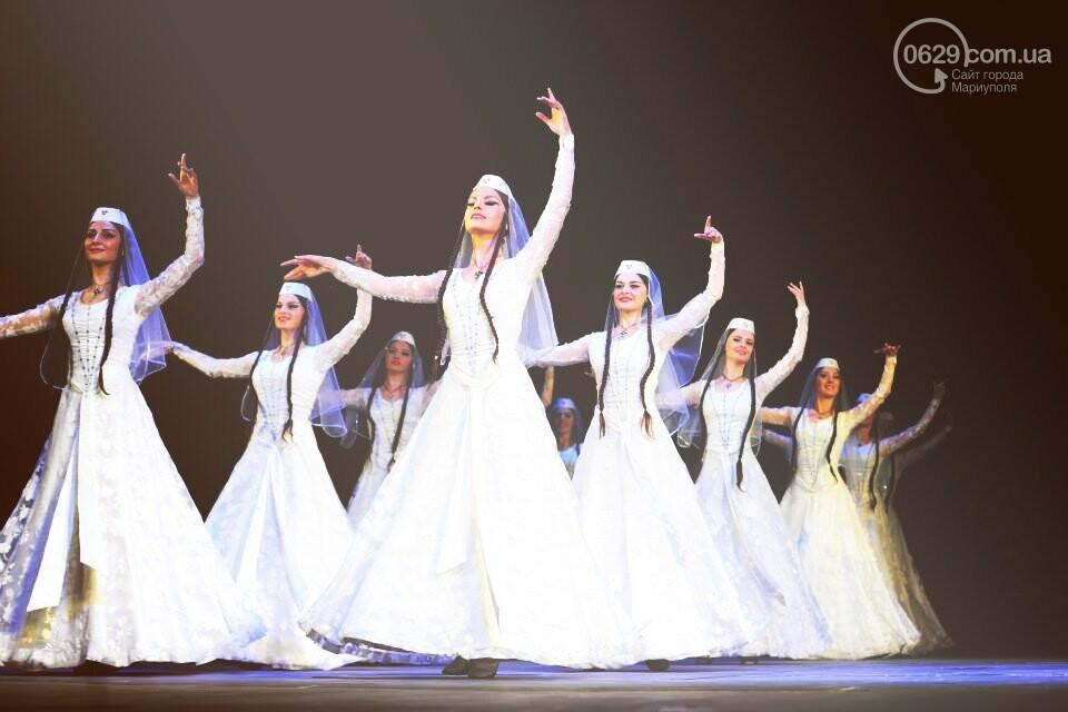"""В Мариуполе артисты """"Кутаиси"""" приоткрыли тайну грузинского танца, - ФОТО, ВИДЕО, фото-1"""