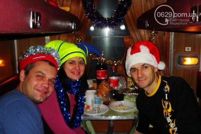 Под стук колес: сколько мариупольцев встретят  Новый год в поездах, фото-1