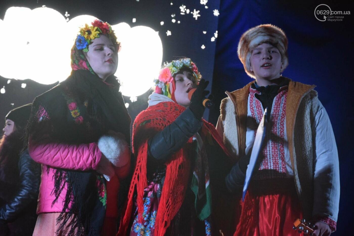 Мариупольцы отметили католическое Рождество, - ФОТО, ВИДЕО, фото-1