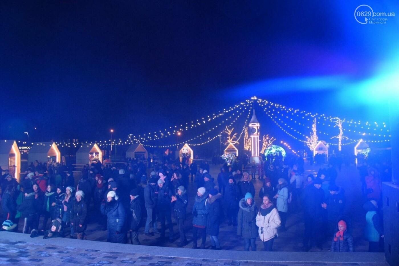 Мариупольцы отметили католическое Рождество, - ФОТО, ВИДЕО, фото-13