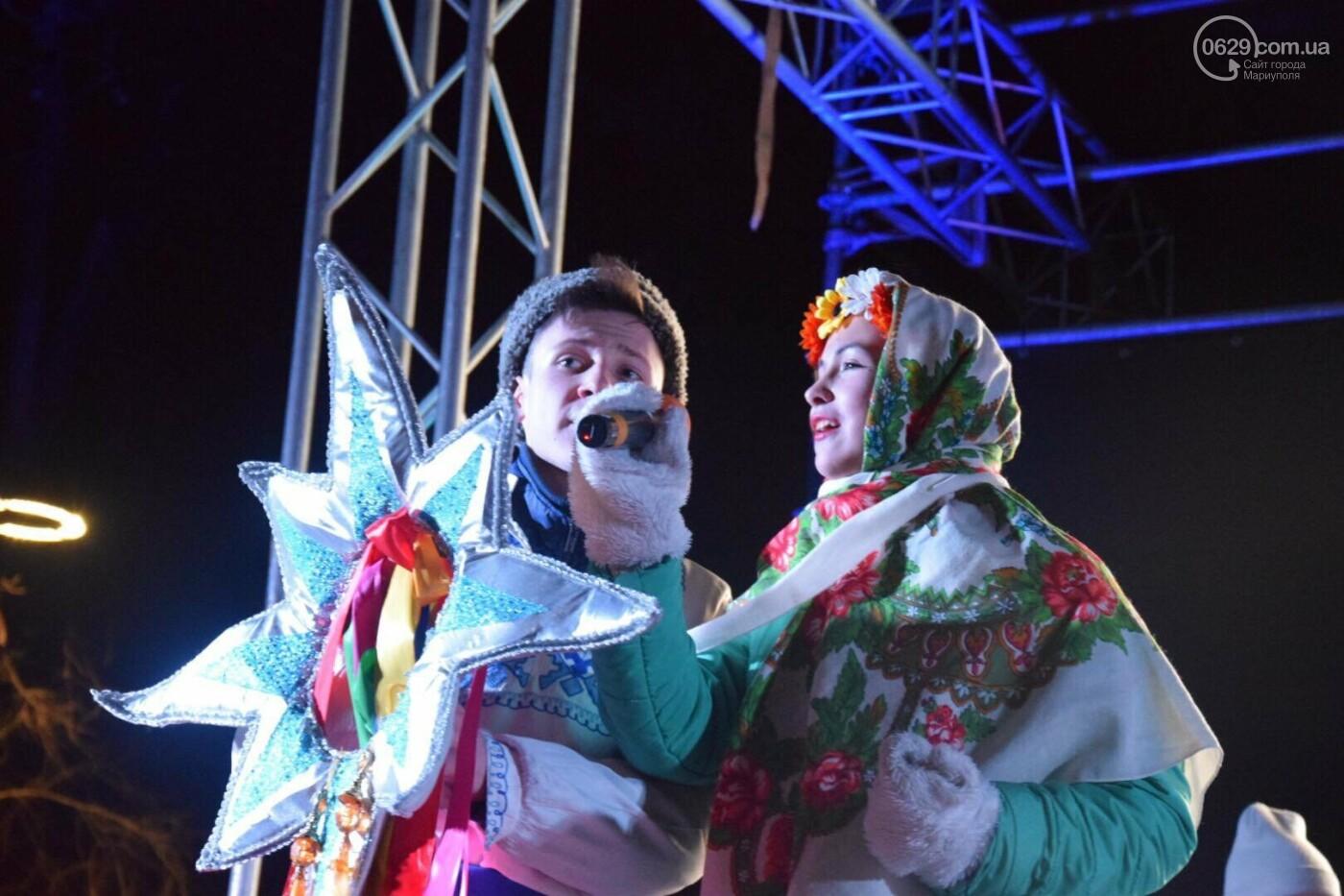 Мариупольцы отметили католическое Рождество, - ФОТО, ВИДЕО, фото-9