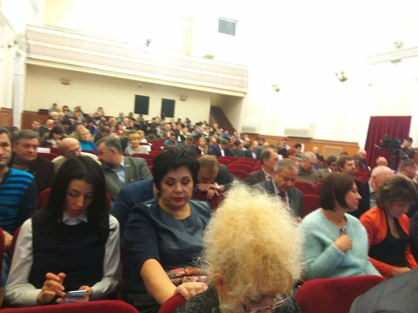 В Мариуполе стартовала сессия горсовета. Перед депутатами отчитался прокурор, - ФОТО, фото-1