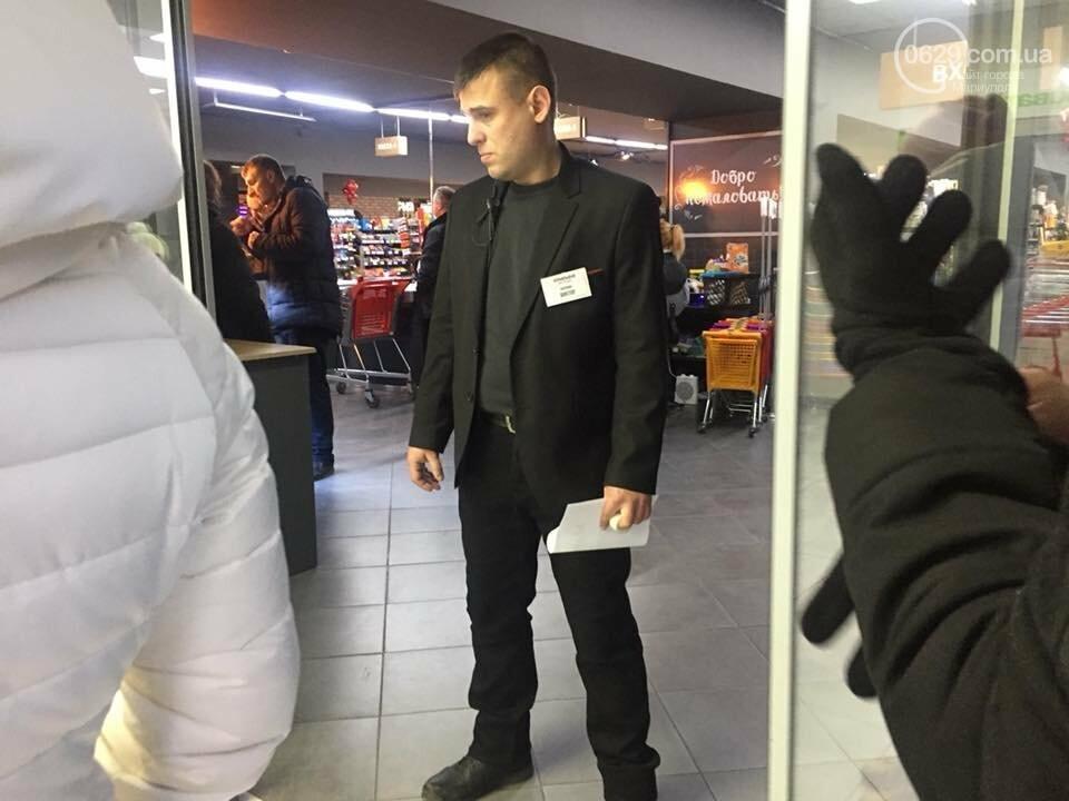 """Работа магазина """"Зеркальный"""" на пр. Строителей  была заблокирована - Дополнено, ФОТО, ВИДЕО, фото-1"""