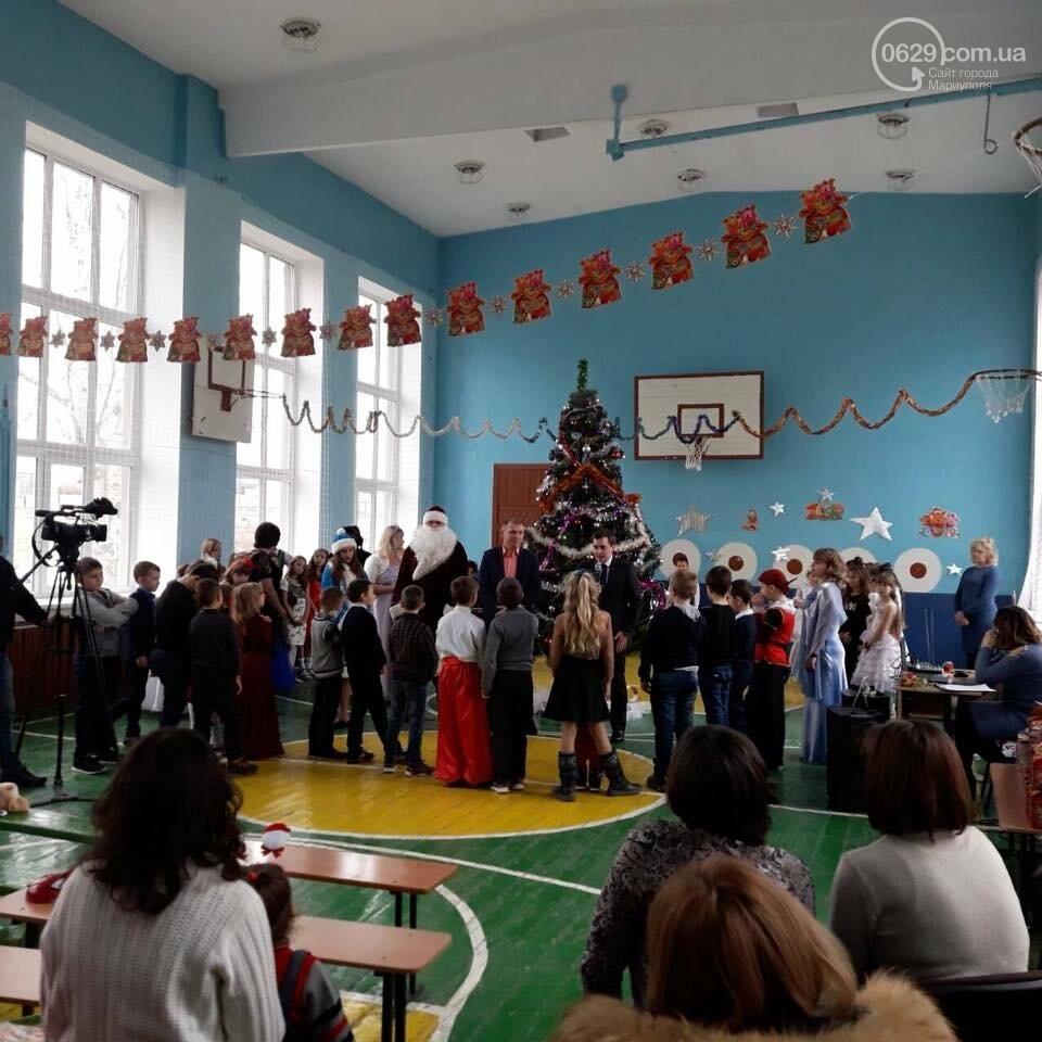 Дети из прифронтовых сел впервые получили сладкие подарки от областной администрации,- ФОТО, фото-3