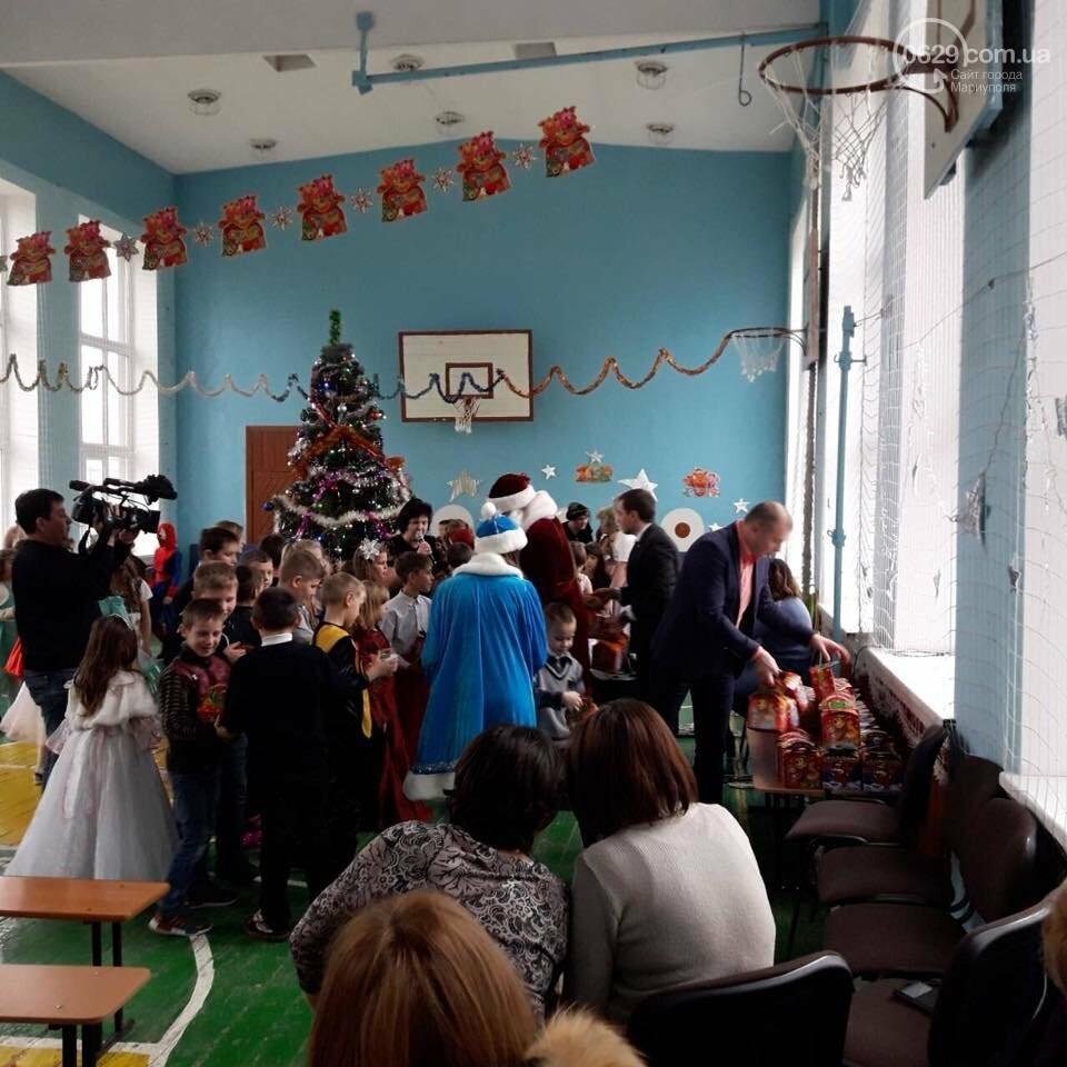 Дети из прифронтовых сел впервые получили сладкие подарки от областной администрации,- ФОТО, фото-4