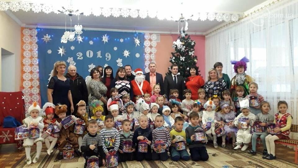 Дети из прифронтовых сел впервые получили сладкие подарки от областной администрации,- ФОТО, фото-5