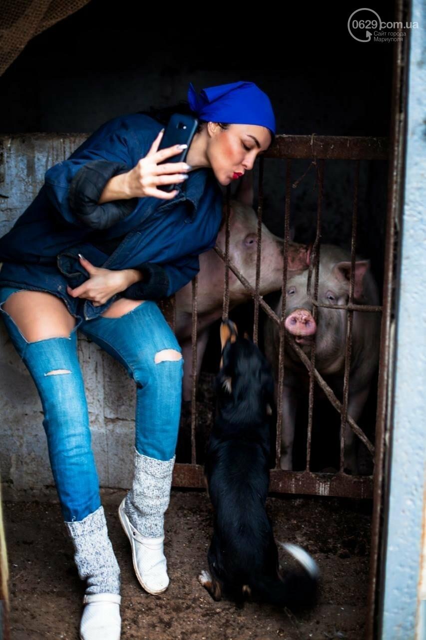 Селфи со свиньей: определили победителей конкурса, - ФОТО, фото-2