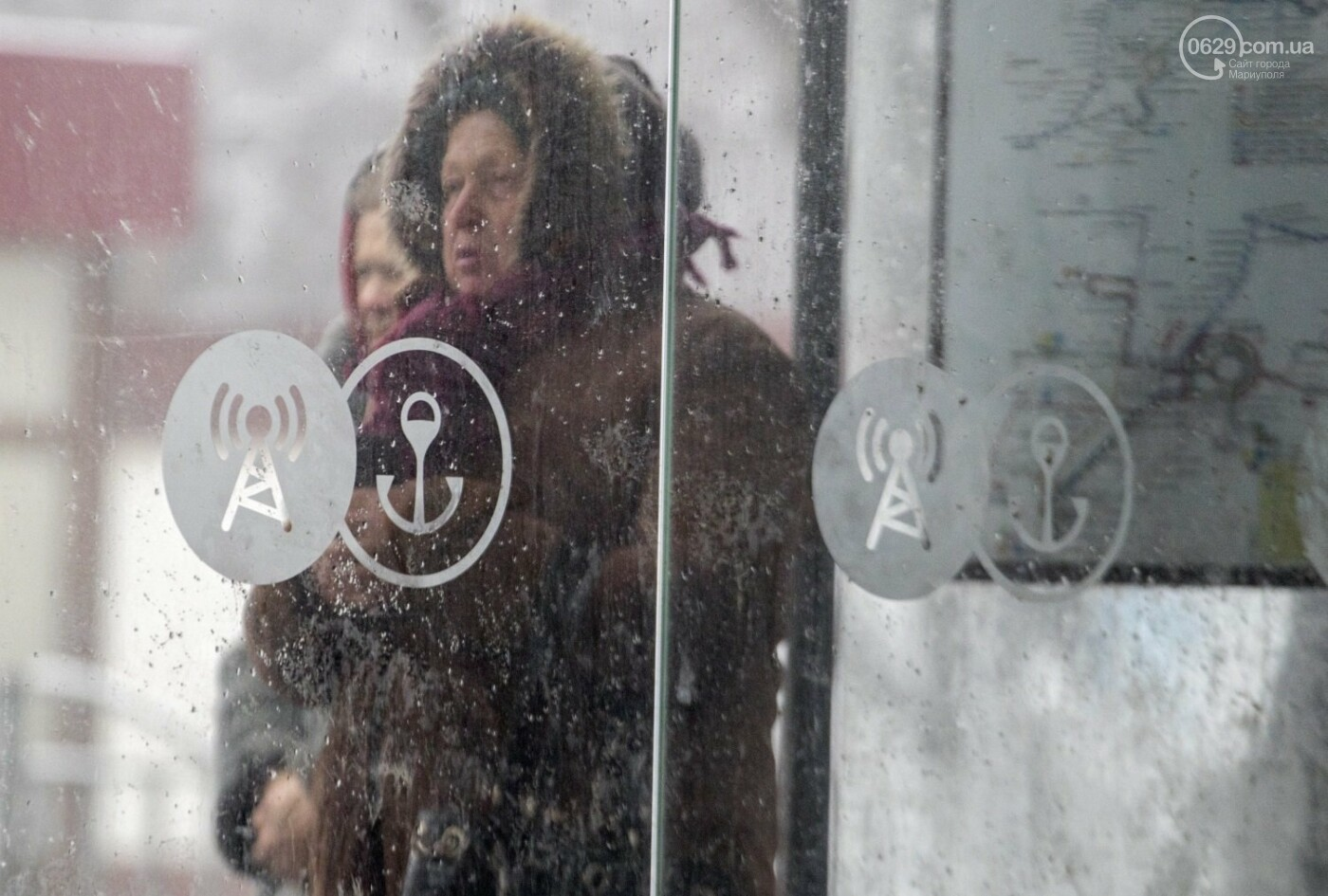 38 фотографий, одна ворона и одна синица... ФОТОРЕПОРТАЖ для тех, кто проспал первый настоящий снег, фото-30