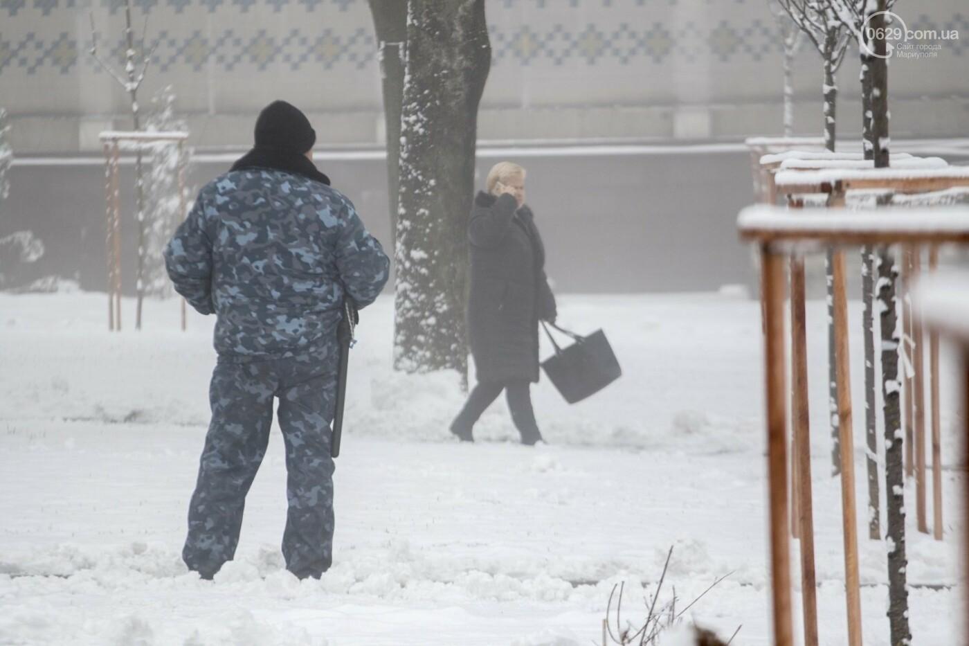 38 фотографий, одна ворона и одна синица... ФОТОРЕПОРТАЖ для тех, кто проспал первый настоящий снег, фото-5