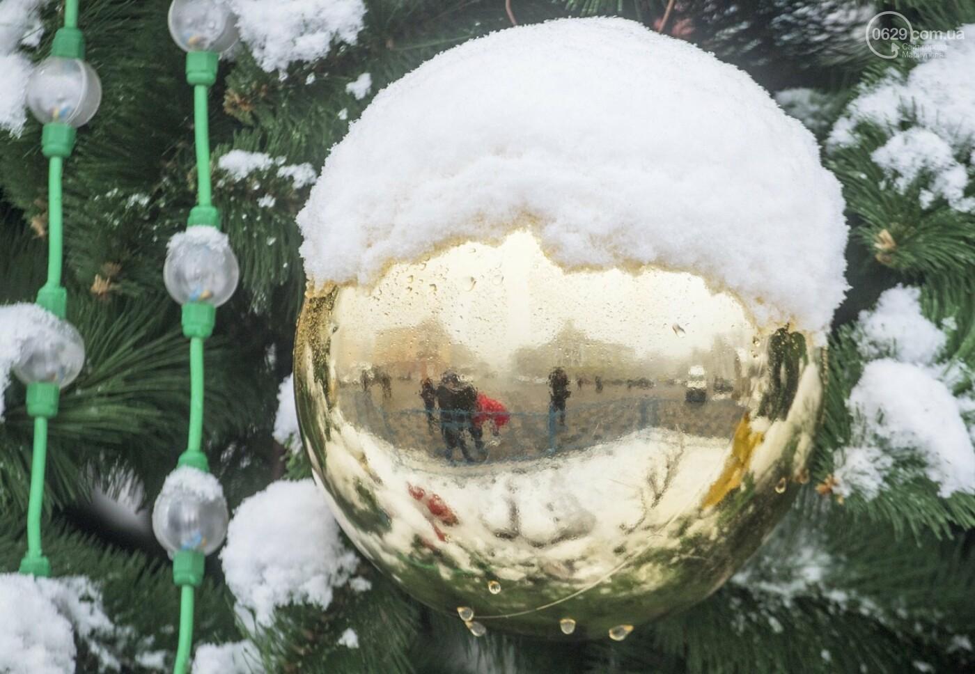 38 фотографий, одна ворона и одна синица... ФОТОРЕПОРТАЖ для тех, кто проспал первый настоящий снег, фото-31