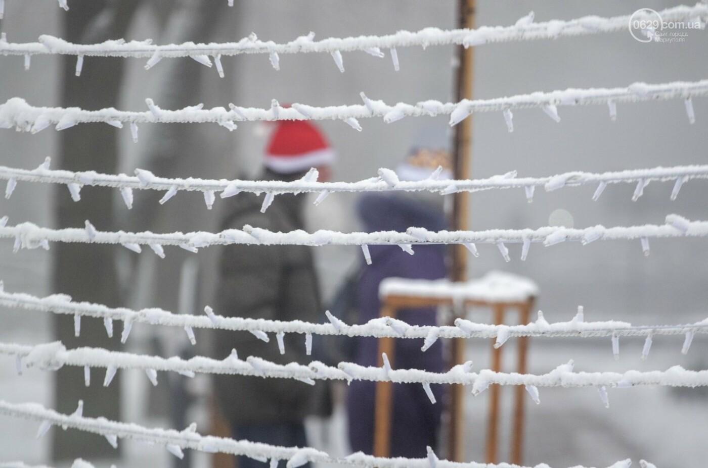 38 фотографий, одна ворона и одна синица... ФОТОРЕПОРТАЖ для тех, кто проспал первый настоящий снег, фото-17