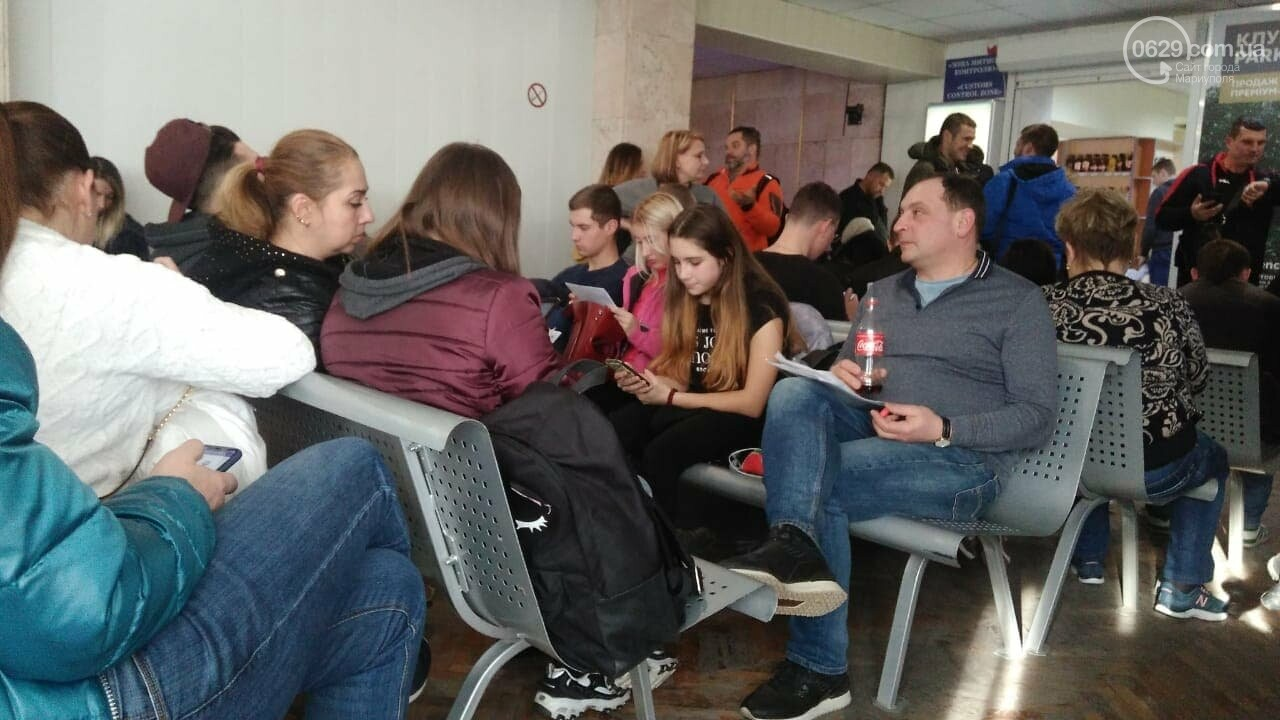 Застрявшие в аэропорту: мариупольцы вторые сутки не могут вылететь в Шарм-эль-Шейх из Запорожья, -  Дополнено, ФОТО, ВИДЕО, фото-2